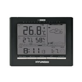 Meteorologická stanica Hyundai WSC 2180 B čierna