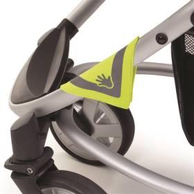 Reflexní prvky na kočárek DIAGO