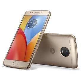 Motorola Moto E Plus Dual SIM (PA700044CZ) zlatý + Doprava zdarma
