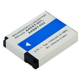 Avacom GoPro AHDBT-001, AHDBT-002 3.7V 1100mAh (VIGO-BT002-338) bílá