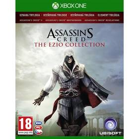 Ubisoft Xbox One Assassin's Creed The Ezio Collection (USX300280) + Doprava zdarma