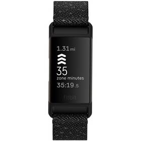 Fitbit Charge 4 (NFC) Special Edition - Granite Woven (FB417BKGY)