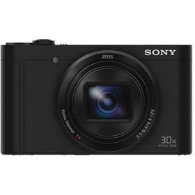 Sony Cyber-shot DSC-WX500 černý + Doprava zdarma