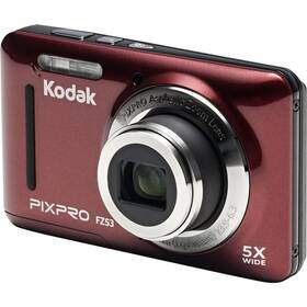 Kodak Friendly Zoom FZ53 (819900012446) červený