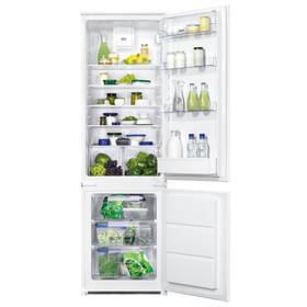 Kombinácia chladničky s mrazničkou Zanussi ZBB28465SA