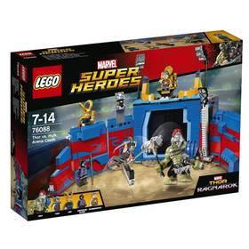 LEGO® SUPER HEROES 76088 Thor vs. Hulk: Souboj v aréně + Doprava zdarma