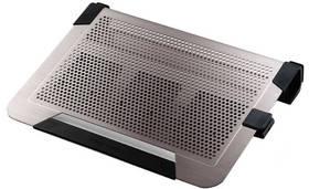 """Cooler Master NotePal U3 Plus pro 19"""" (R9-NBC-U3PT-GP) titanium"""