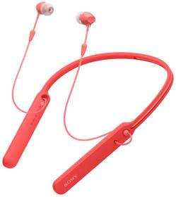 Sony WI-C400 (WIC400R.CE7) červená + Doprava zdarma