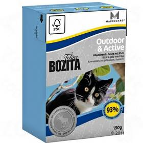 Bozita Feline Outdoor & Active TP 190 g