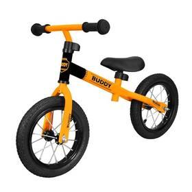 """Rulyt Bady 12"""" oranžové + Reflexní sada 2 SportTeam (pásek, přívěsek, samolepky) - zelené v hodnotě 58 Kč + Doprava zdarma"""