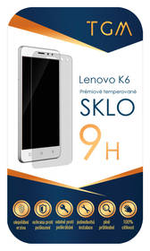 TGM pro Lenovo K6 Dual SIM (TGM-LENK6DS) průhledné (vrácené zboží 5600398239)