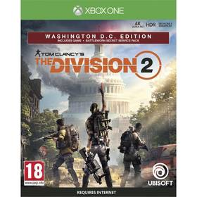 Ubisoft Xbox One Tom Clancy's The Division 2 Washington D.C. Edition (USX307311)