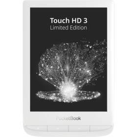 Pocket Book 632 Touch HD 3 Limited Edition (PB632-W-GE-WW) biela