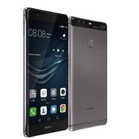 Huawei P9 Plus Single SIM (SP- P9PLUSSSTOM) šedý Software F-Secure SAFE 6 měsíců pro 3 zařízení (zdarma) + K nákupu poukaz v hodnotě 2 000 Kč na další nákup + Doprava zdarma