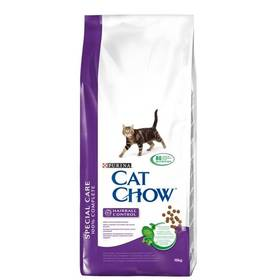 Purina Cat Chow Special Care Hairball 15 kg + Doprava zdarma