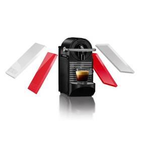 DeLonghi Nespresso Pixie Clips EN126 bílé/červené