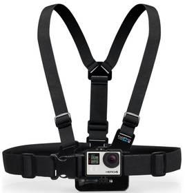 GoPro na prsa (GCHM30) černý + Doprava zdarma