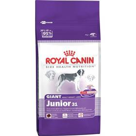 Royal Canin Giant Junior 15 kg + Doprava zdarma