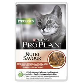 Purina Pro Plan CAT STERILISED Hovězí 85g