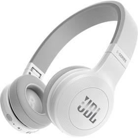 JBL E45BT (JBL E45BTWHT) bílá + Doprava zdarma