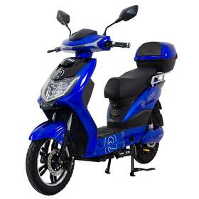 RACCEWAY E-FICHTL modrá barva