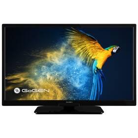 GoGEN TVH 24M506 STWEB černá