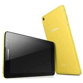 Lenovo IdeaTab A8-50 (59413856) žlutý + Software F-Secure SAFE 6 měsíců pro 3 zařízení v hodnotě 999 Kč jako dárek + Doprava zdarma