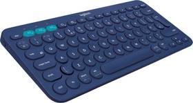 Logitech Bluetooth Keyboard K380 US (920-007583) modrá + Doprava zdarma
