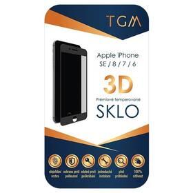 TGM 3D na Apple iPhone 6/7/8/SE (2020) (TGM3DAPIP7/8BL) čierne
