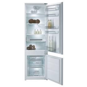Kombinácia chladničky s mrazničkou Gorenje RKI 4181 KW biela