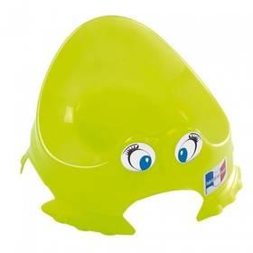 Detský nočník Thermobaby Funny zelený