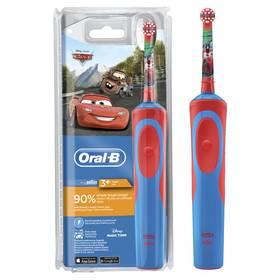 Oral-B Vitality Cars červený/modrý