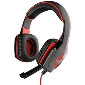 C-Tech Raiden (GHS-03R), černo-červená (GHS-03R) černý (Náhradní obal / Silně deformovaný obal 8800092945)