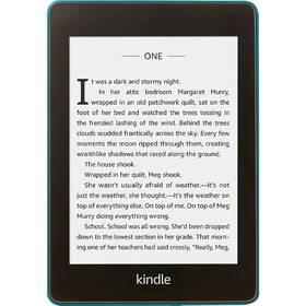 Amazon Kindle Paperwhite 4 2018 s reklamou (EBKAM1151 ) modrá