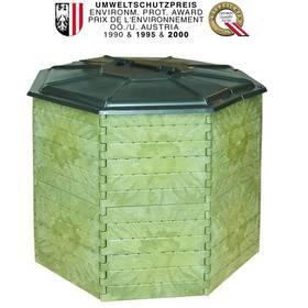 Kompostér JRK 1400 PREMIUM - 1.část zelený