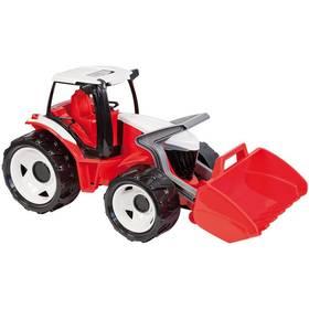 Traktor se lžíci LENA - červená