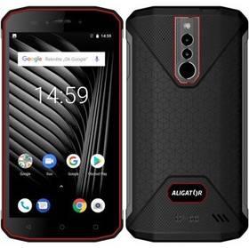 Aligator RX600 eXtremo (ARX600BR) černý/červený