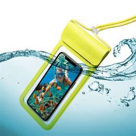 """Celly Splash Bag voděodolné pro 6,5"""" (SPLASHBAG19YL) žluté"""