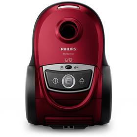 Philips Performer FC8681/09 červený + Doprava zdarma