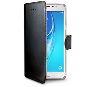 Celly WALLY pro Samsung Galaxy J7 (2016) (WALLY556) černé