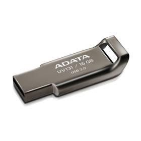 USB Flash ADATA UV131 16GB (AUV131-16G-RGY) kovový