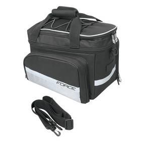 Force na zadní nosič Large černé/bílé