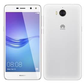 Huawei Y6 2017 Dual SIM (SP-Y617DSWOM) bílý Software F-Secure SAFE, 3 zařízení / 6 měsíců (zdarma) + Doprava zdarma