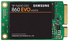 Samsung EVO 860 1TB mSATA (MZ-M6E1T0BW) černý