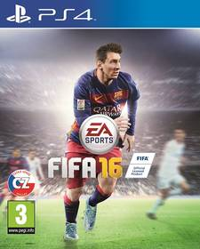 EA PlayStation 4 FIFA 16 (EAP420604)