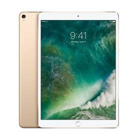 Apple iPad Pro 10,5 Wi-Fi + Cell 64 GB - Gold (MQF12FD/A) SIM s kreditem T-Mobile 200Kč Twist Online Internet (zdarma)