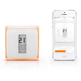 Termostat Netatmo Wi-Fi, pro zařízení iOS a Android (NTH01-EN-EU) + Doprava zdarma