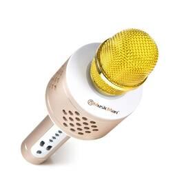 Technaxx BT-X35 s reproduktory a Bluetooth (4611) stříbrný/zlatý