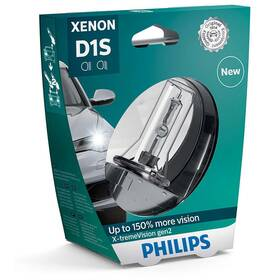 Philips Xenon X-tremeVision D1S, 1ks (85415XV2S1)