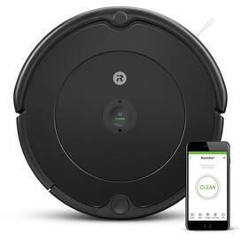 iRobot Roomba 692 černý (poškozený obal 8801004318)